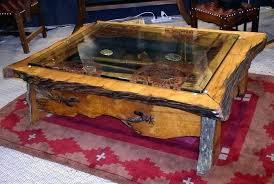 glass top display coffee table ikea