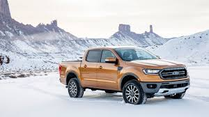 2019 ford ranger gas and sel engine