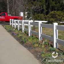 China White Vinyl Fencing With 2 Rail China Vinyl Fencing White Fence