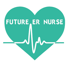 Future Er Nurse Decal Southern Caliber Decals