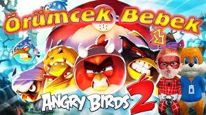 Örümcek Bebek ve Sincap Angry Birds 2 Oyunu Oynuyor Örümcek ...