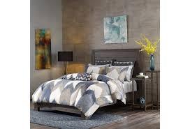 JLA Home Ink+Ivy King/Cal King Alpine 3 Piece Comforter Mini Set ...