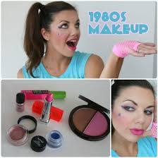 the raddest 80s makeup tutorial yet