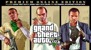 Grand Theft Auto V Premium Online Edition - Rockstar Games