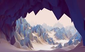 snow animated ilration hd wallpaper