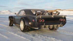 fate of the furious dodge charger
