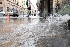 Roma: domani chiuse scuole, parchi e cimiteri per l'allarme meteo ...