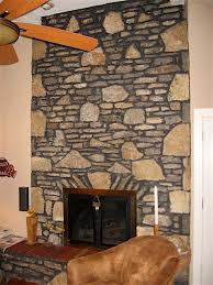 i need help for my ugly stone fireplace