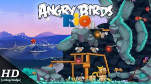 Angry Birds Rio Android Gameplay [1080p/60fps] - YouTube
