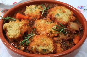quorn stew with herby dumplings tesco