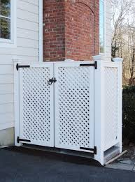 Attractive Outdoor Garbage Can Storage Qualitybath Com Discover