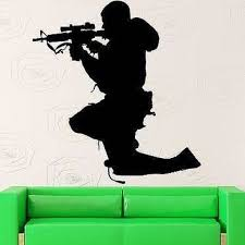 Shop Soldier Decals On Wanelo