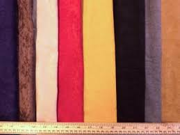 faux suede fabric suedette fabric