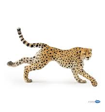 running cheetah papo
