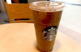 healthiest 8 iced skinny mocha from
