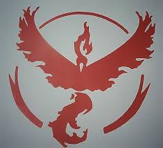 Car Truck Graphics Decals Moltres Team Valor Pokemon Go Vinyl Decal Sticker For Car Truck Laptop Window Auto Parts And Vehicles
