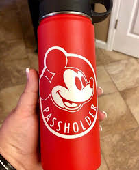 Disney Passholder Car Decal Mickey Mouse Decal Disney Annual Etsy