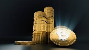 Bitcoin Coins Illustration 3D Free Stock Photo - Public Domain ...