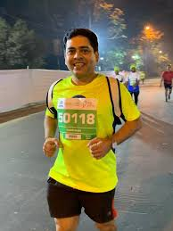 """Samir Bajaj on Twitter: """"Run for fun or Run for some one! Break yourself  free! Feel your soaring spirits after a run! Tata Marathon 10K today!…  https://t.co/lQgyDril4D"""""""