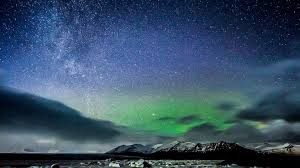 how to see the northern lights in iceland