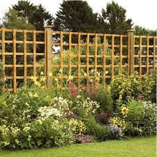 6ft X 6ft Heavy Duty Square Trellis Panel Pressure Treated Wooden Timber Fence Panels Lattices And Trellis Fence Panels Lattice Fence Panels Trellis Fence