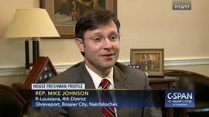 New Member Interview with Representative Mike Johnson   C-SPAN.org
