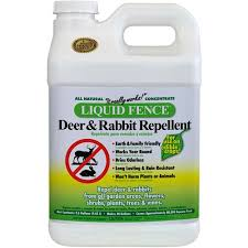 Liquid Fence Deer Rabbit Concentrate 1qt The Garden Dept