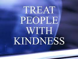 Treat People With Kindness Vinyl Decal Sticker Ebay