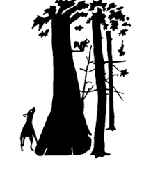 Squirrel Hunting Decal 2 Squirrel Window Stickers Wildlife Decal