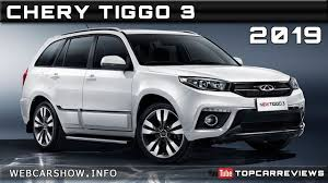 2019 chery tiggo 3 review rendered