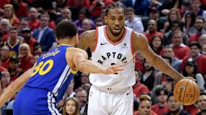 Kawhi Leonard Named 2019 NBA Finals MVP