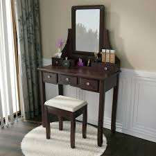 s s women makeup table drawers