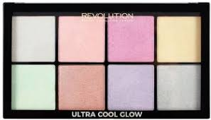 makeup revolution glow palette
