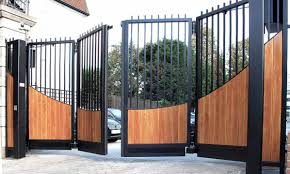 What Are Your Aluminium Gate Options For Automation In Limited Spaces