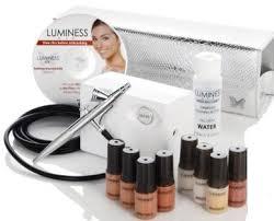 luminess air airbrush makeup