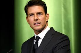 Tom Cruise and NASA to Film in Space