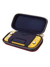 Nintendo Switch Lite Zelda Deluxe Travel Case Office Depot