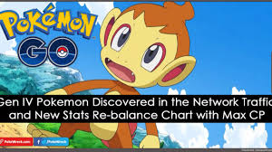 Gen IV Pokemon Discovered in the Network Traffic and New Stats Re ...