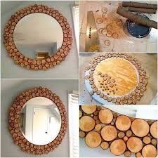 mirror frame diy