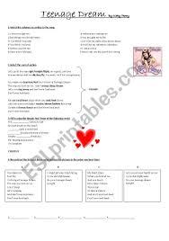 age dream esl worksheet by