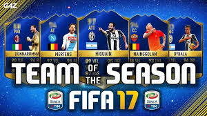 SERIE A TEAM OF THE SEASON! CARTE DEVASTANTI!