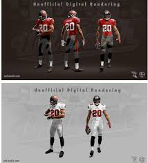 Buccaneers jerseys for 2020 revealed ...