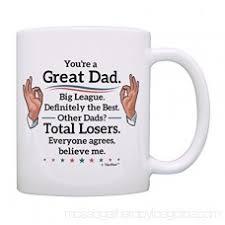big league definitely mug fathers day
