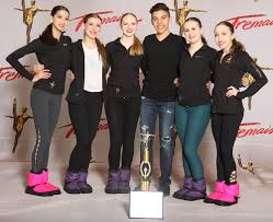 2018 tremainedance cle sr hs on the