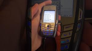 Nokia 6620 ringtones - YouTube