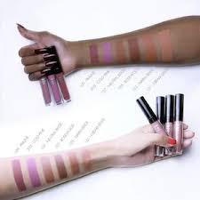 artist liquid matte lipstick make up
