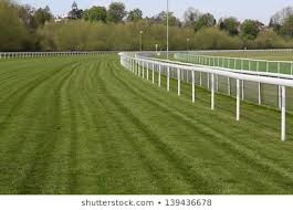 Horse Racing Fence Images Stock Photos Vectors Shutterstock