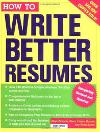 Amazon.com: How to Write Better Resumes eBook: Corwin, Gene, Grappo, Gary  Joseph, Lewis, Adele: Kindle Store