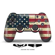 Skins For Ps4 Controller Decals For Playstation 4 Games Stickers Cover For Ps4 Slim Sony Play