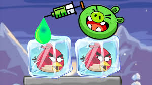 Unfreeze Angry Birds vs Frog Drink Water - PROVIDE WATER TO RESCUE ...